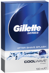 Gillette after shave 100ml cool wave