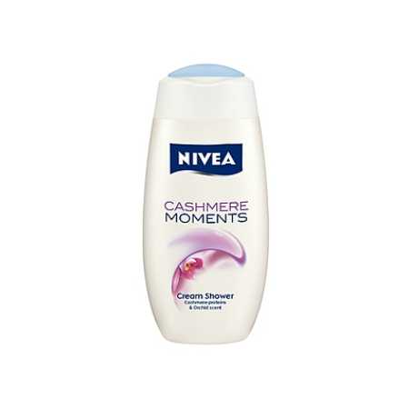 Nivea tusfürdő 250ml cashmere moments