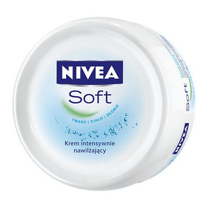 Nivea krém 200ml soft