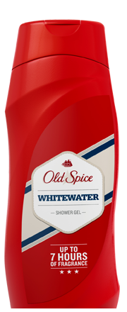 Old Spice tusfürdő 250ml Whitewater