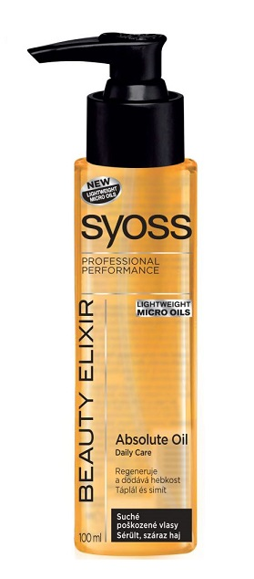 Syoss hajolaj 100ml Beauty Elixir