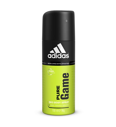 Adidas férfi deo 150ml pure game