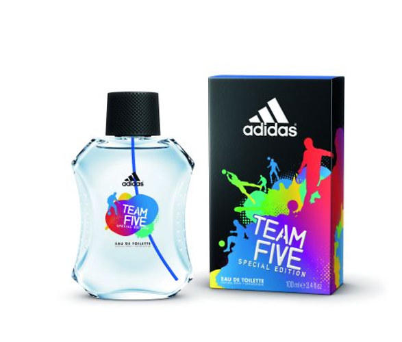 Adidas edt 100ml team five
