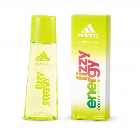 Adidas edt 50ml fizzy energy