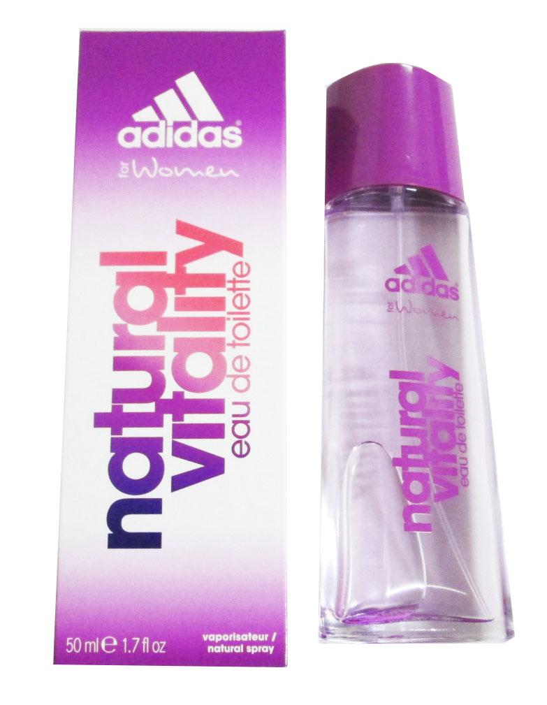 Adidas edt 50ml natural vitality