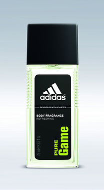 Adidas pumpás deo 75ml pure game