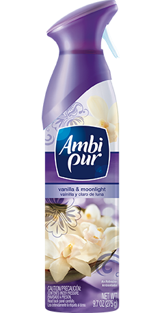 Ambi Pur spray 300ml BlackVanilia