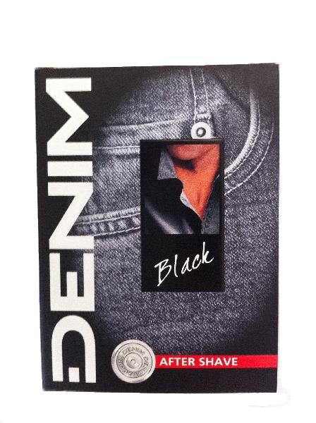 Denim after shave 100ml Black