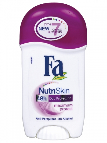 Fa deo stift 50ml Nutri Skin maximum protect