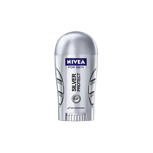 Nivea deo stift férfi 40ml silver protect