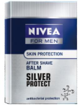Nivea after shave balzsam 100ml silver protect