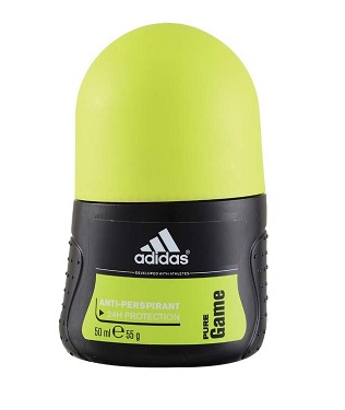Adidas férfi golyós deo 50ml pure game