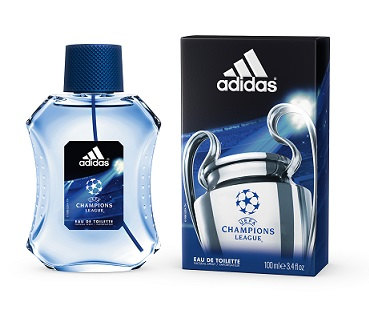 Adidas edt 100ml Champions League