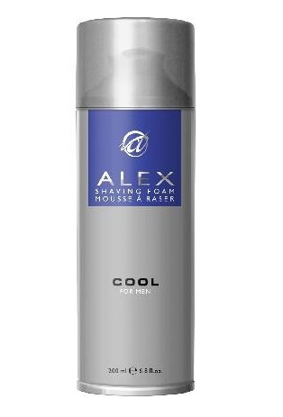 Alex borotvahab 200ml cool