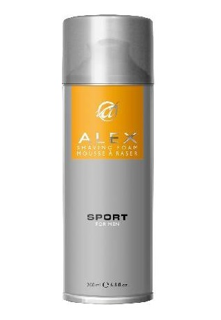 Alex borotvahab 200ml sport