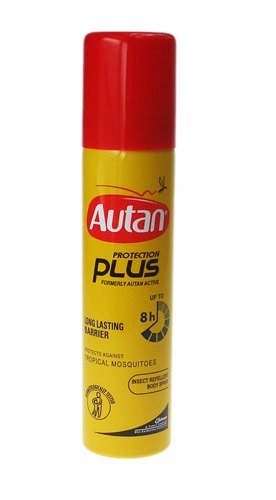 Autan Protection Plus rovarriasztó pumpás 100ml