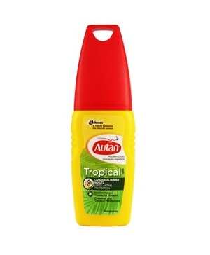 Autan Tropical rovarriasztó pumpás 100ml