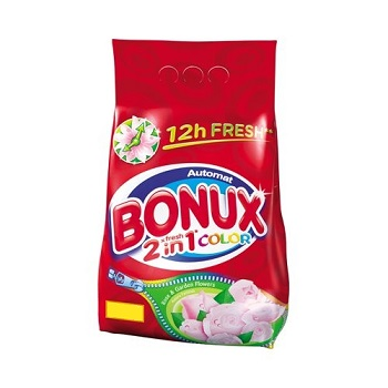 Bonux mosópor 2,8kg Rose Color