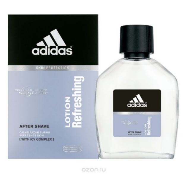 Adidas after shave 100ml Refreshing