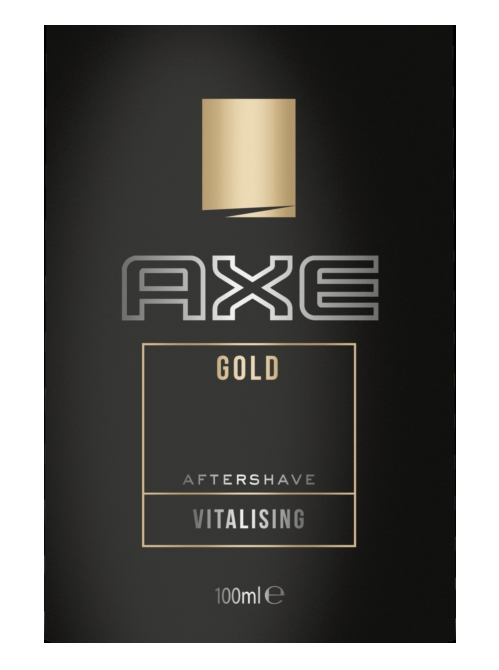 Axe after shave 100ml Gold