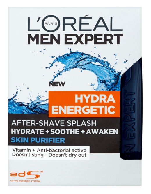 Men expert after shave 100ml Skin Purifier