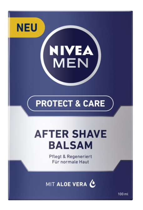 Nivea after shave balzsam 100ml Protect&Care