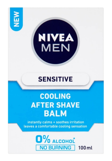 Nivea after shave balzsam 100ml Sensitive Cooling