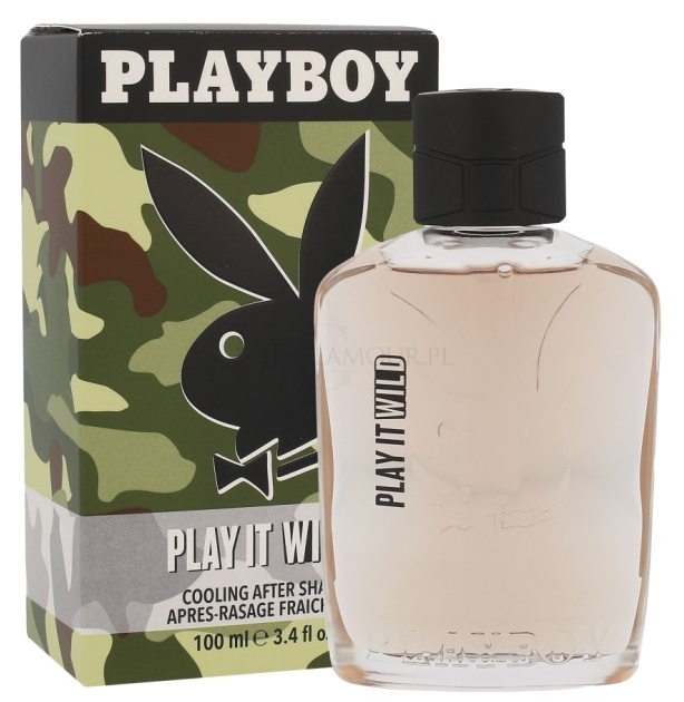 Playboy after shave 100ml Wild