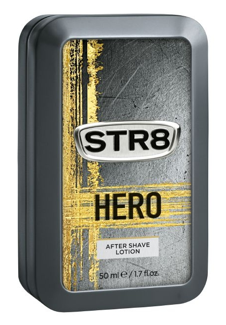 STR8 after have 50ml Hero
