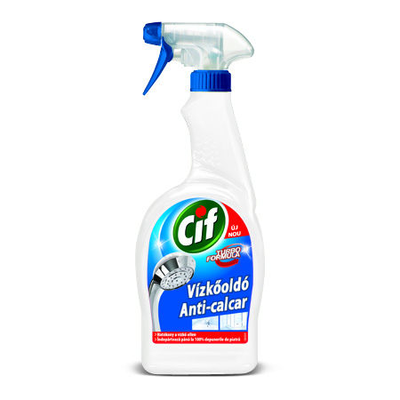 Cif vízkőoldó spray 750ml