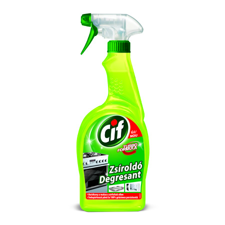 Cif zsíroldó spray 750ml