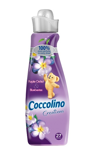 Coccolino öblítő 950ml Creations Purple Orchid&Blueberries