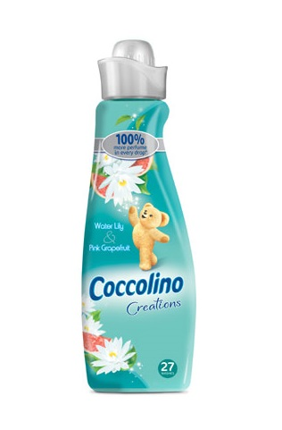 Coccolino öblítő 950ml Creations Waterlily&Pink Grapefruit