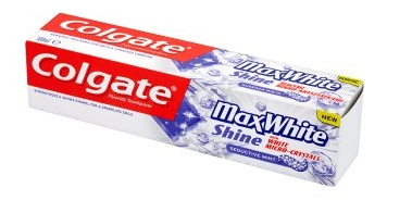 Colgate fogkrém 125ml Max White Shine
