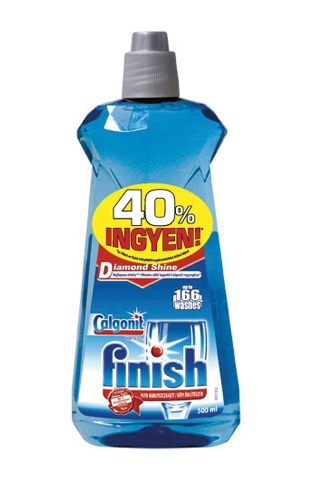 Finish edényöblítő 400ml