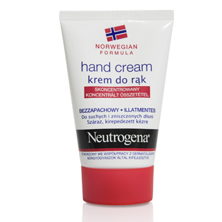 Neutrogena kézkrém 50ml illatmentes