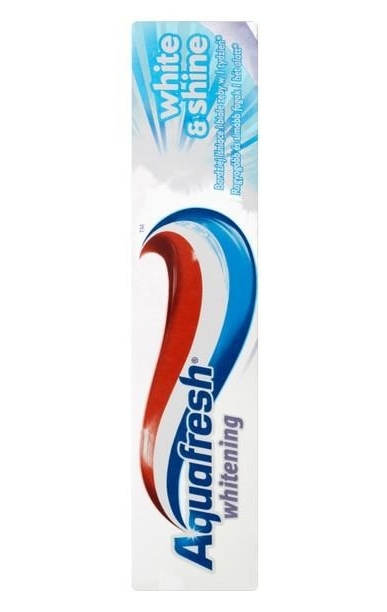 Aquafresh fogkrém 100ml White&Shine