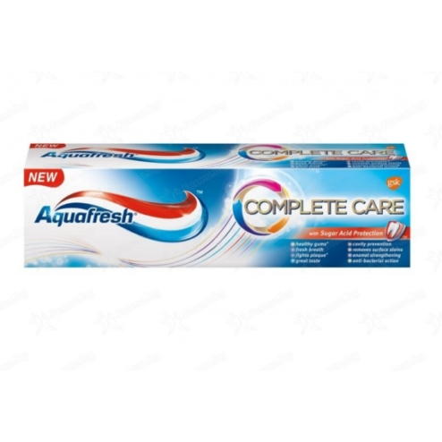 Aquafresh fogkrém 100ml complate care