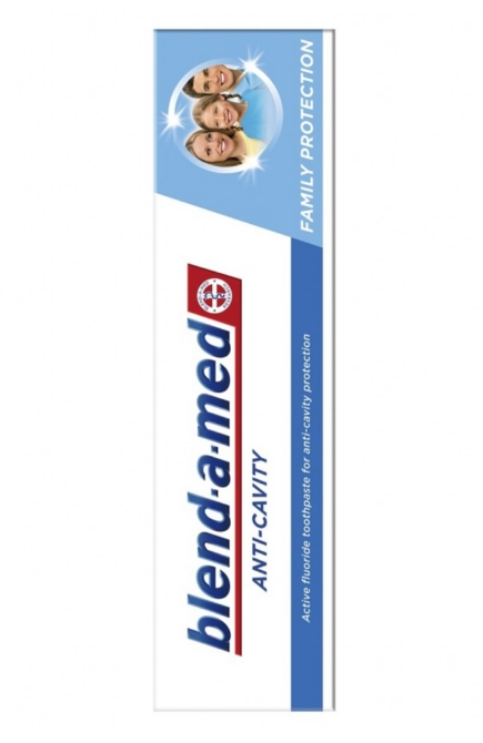 Blend-a-Med fogkrém 100ml AntiCavity Family Protect