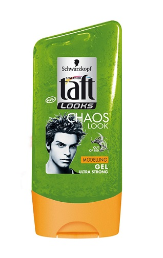 Taft hajzselé 150ml Looks - Chaos
