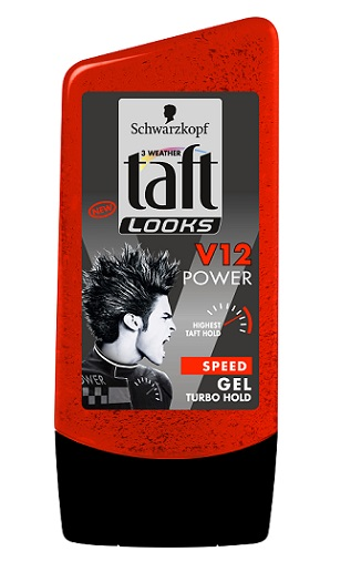 Taft hajzselé 150ml Looks - V12 Power