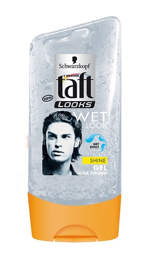 Taft hajzselé 150ml Looks - Wet