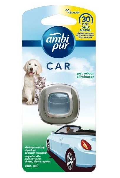 Ambi Pur Car illatosító 2ml Pet
