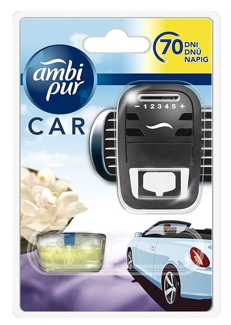 Ambi Pur Car3 illatosító 7ml Vanilia