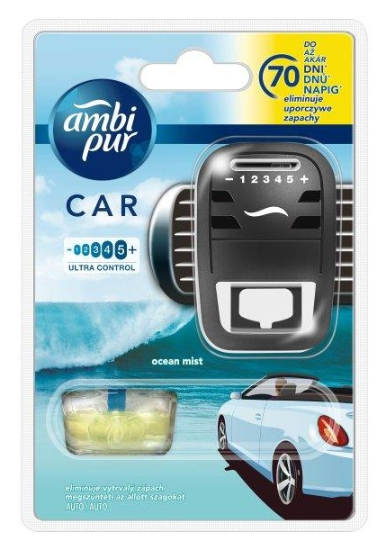 Ambi Pur Car3 illatosító 7ml ocean mist