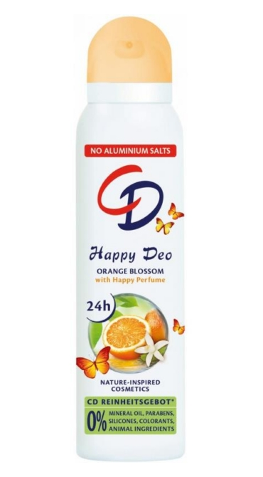 CD deo 150ml Happy