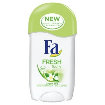 Fa deo stift 50ml Fresh&Dry Zöld Tea