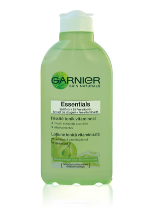 Garnier Skin Naturals Essentials tonik 200ml normál