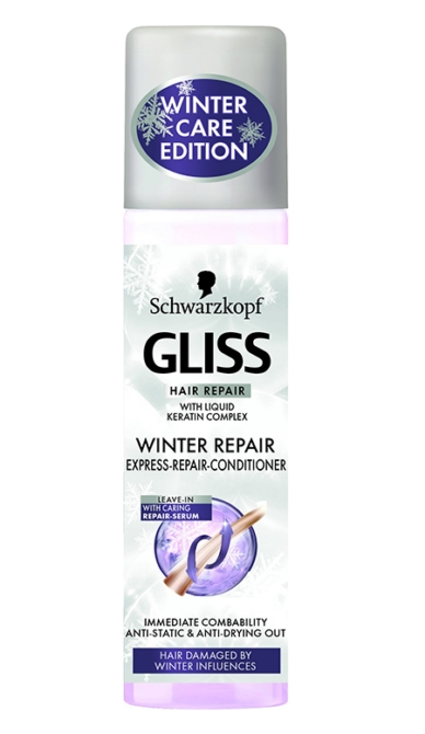 Gliss Kur express repair balzsam 200ml Winter Repair 23ff735263