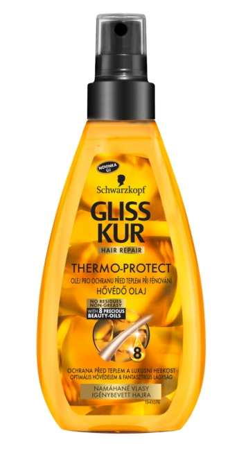 Gliss Kur hajolaj 150ml Thermo-Protect Blow-Dry 6bd80d765b